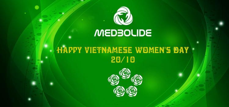 HAPPY VIETNAMESE WOMEN'S DAY 20-10!
