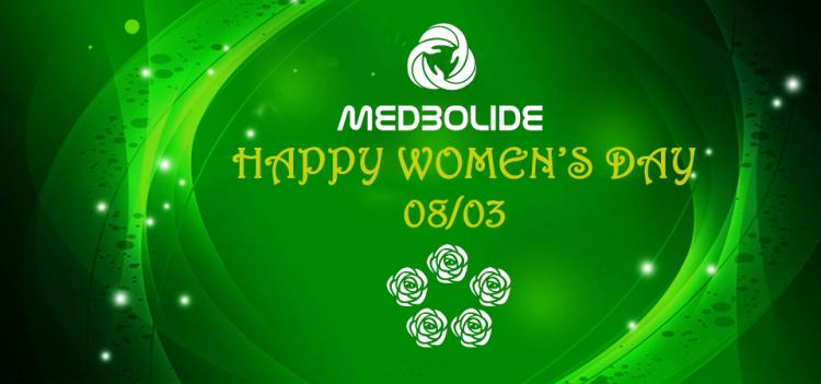 HAPPY WOMEN'S DAY 8-3!