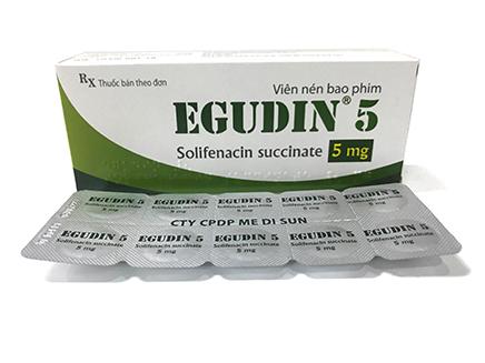 EGUDIN 5 (Solifenacin 5mg)