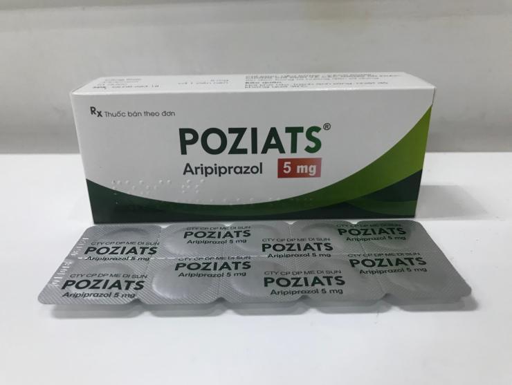 POZIAT 5 (Aripiprazole 5mg)