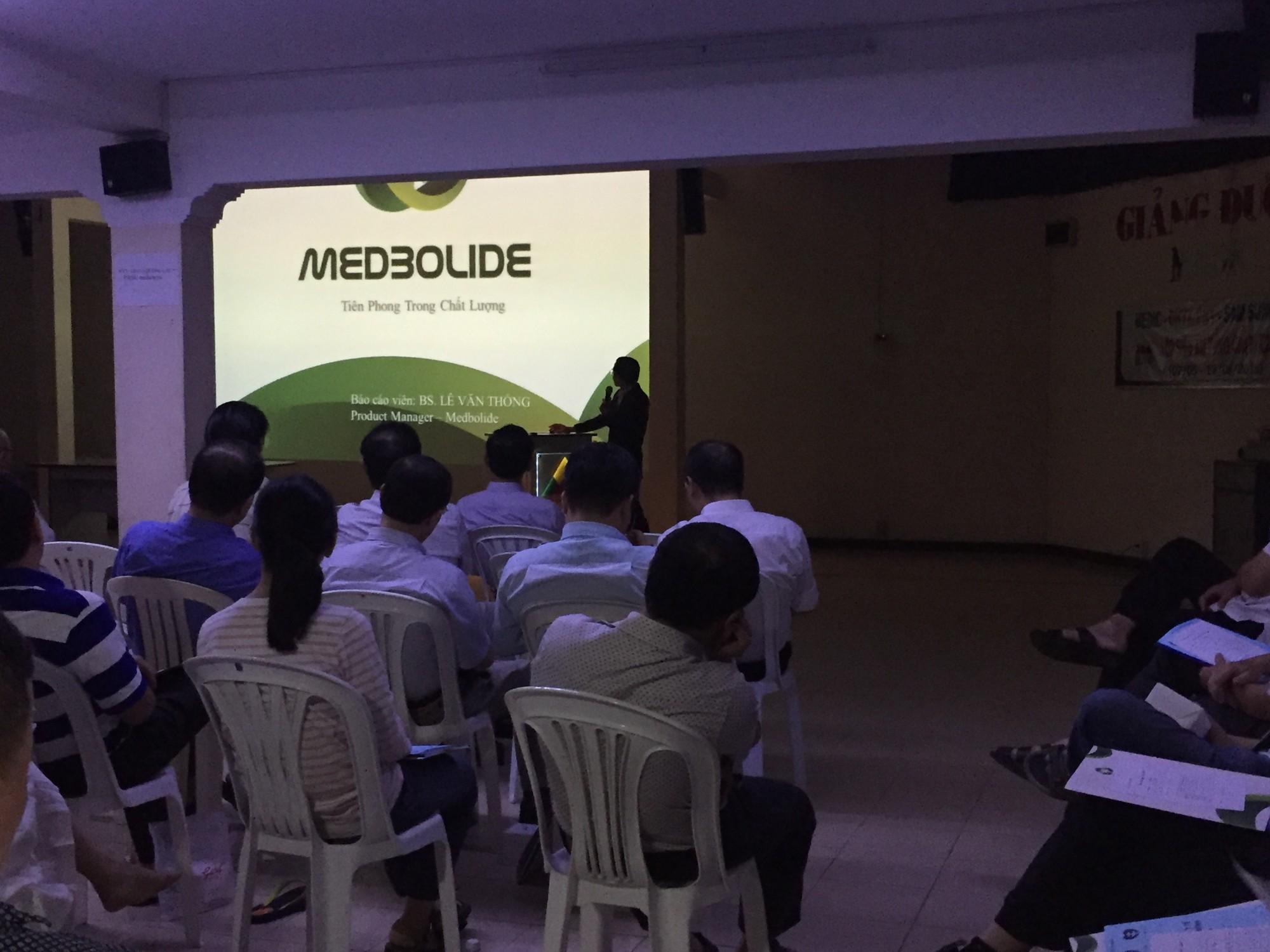 Hội thảo Bênh Viện Medic Hòa Hảo