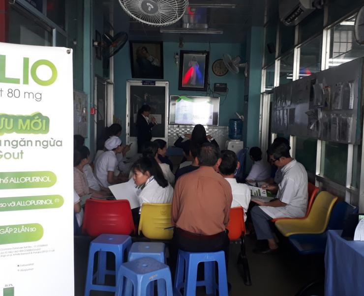 Báo cáo GOCLIO – Phòng Khám ĐK Xóm Mới