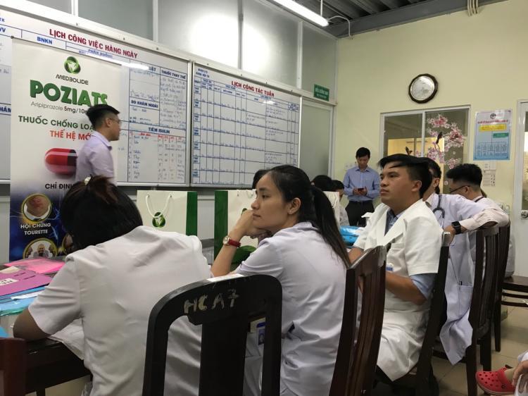 Báo cáo POZIATS – Bệnh viện 175