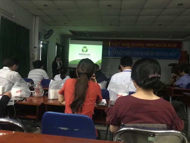 Báo cáo POZIATS – Bệnh viện Tâm Thần Tp.HCM